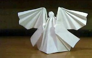 DIY手工折纸立体视频