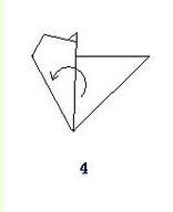 五角星的剪法
