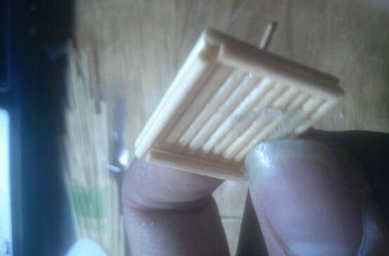 牙签工艺品