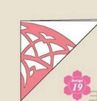 简单窗花剪纸图案