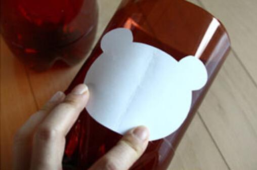 废弃饮料瓶制作可爱动物小盆栽