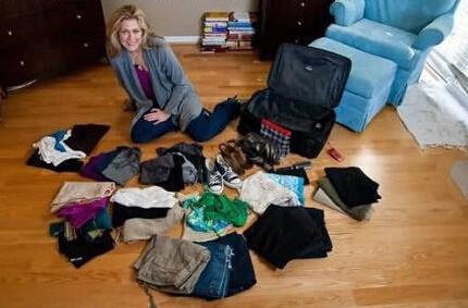 如何将行李箱利用最大化