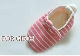 手工制作婴儿鞋