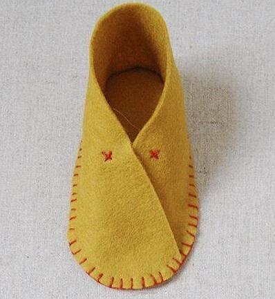 自制宝宝鞋