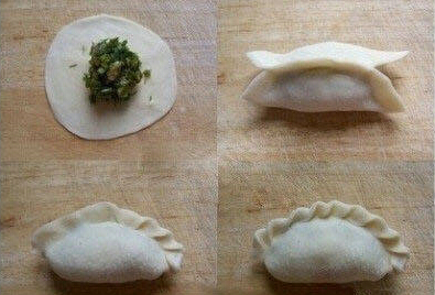 史上最全饺子包法