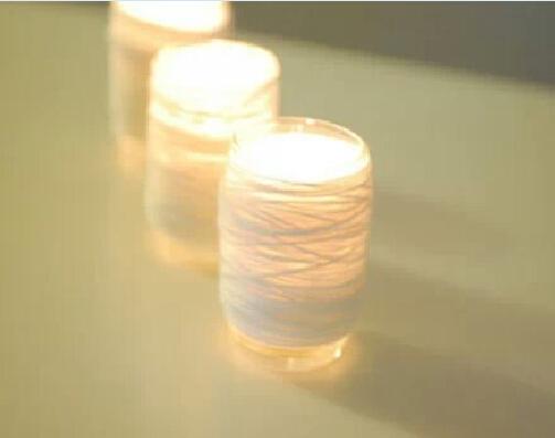 自制浪漫小烛灯