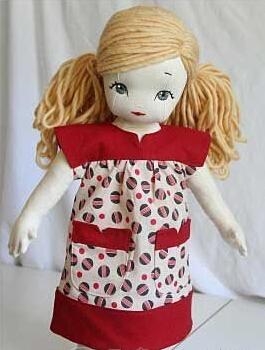 可爱的娃娃头发制作教程