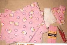 变废为宝DIY自制粉色纸抽盒
