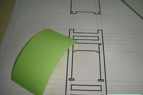 塑料制品废物利用——小板凳手工制作