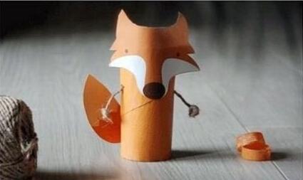 狐狸木偶制作