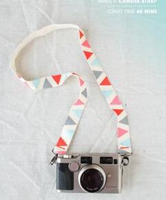为自己的相机做背带