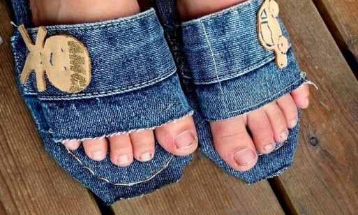 拖鞋手工制作