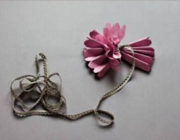 折纸花的作法