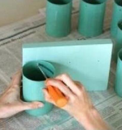 铁桶铁罐废物利用