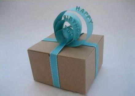 创意礼物打包