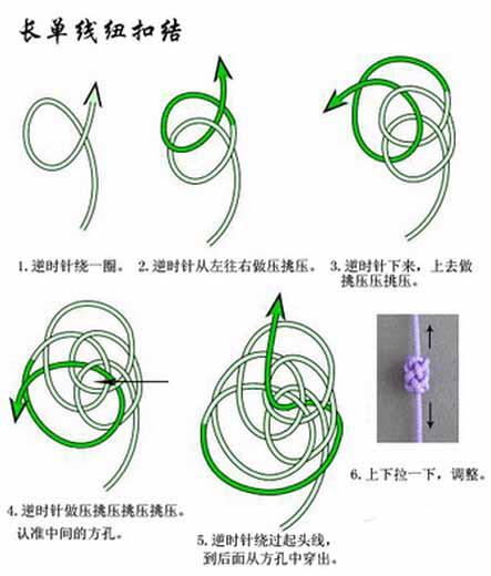 千玺手绳编法