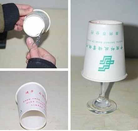 情人节浪漫小烛灯DIY
