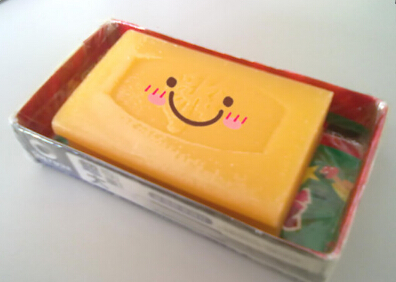 手工自制肥皂盒