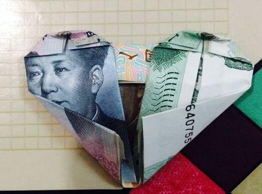 钱币520的折法