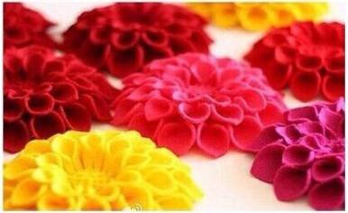 手工花朵制作