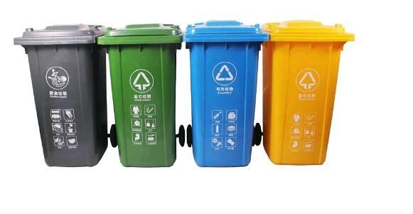 废物利用垃圾分类人人有责在家轻松两步搞定垃圾分类!